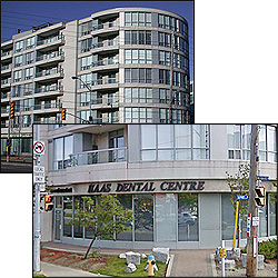 Wilson Heights and Sheppard Dental Office - Near Sheppard West TTC subway station (formerly Downsview)