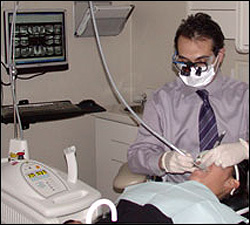 Dr. Haas - Hard and Soft Tissue Laser Dentist in North York